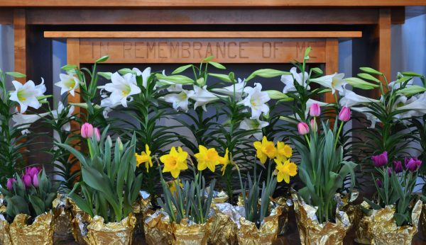 Holy Week and Easter Services at Union Chapel