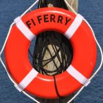 Ferry logo, Life ring
