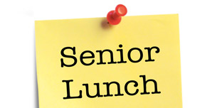 Senior Lunch Dates and Photos 2015-2016