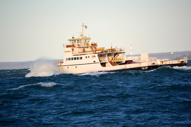 New London Ferry Schedule To Fishers Island