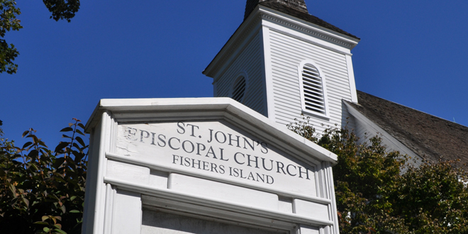 St. John's Church Summer Schedule