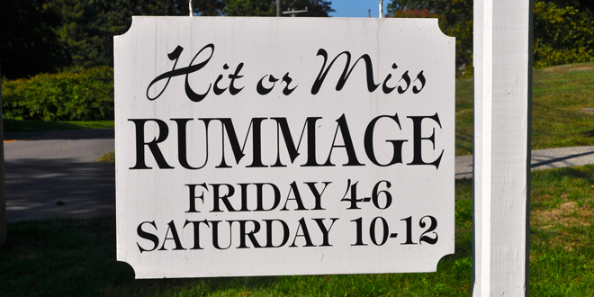 Find a Treasure at OLOG Rummage