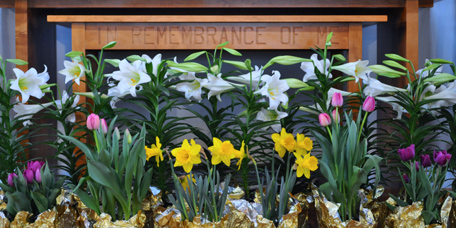 Easter Services at Fishers Island Union Chapel