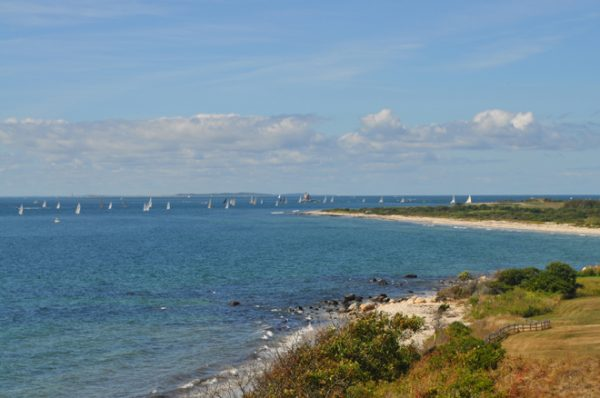 Fishers Island's Round Island Race