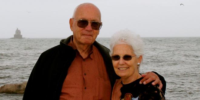Musicians Alan and Mary Ann Raph