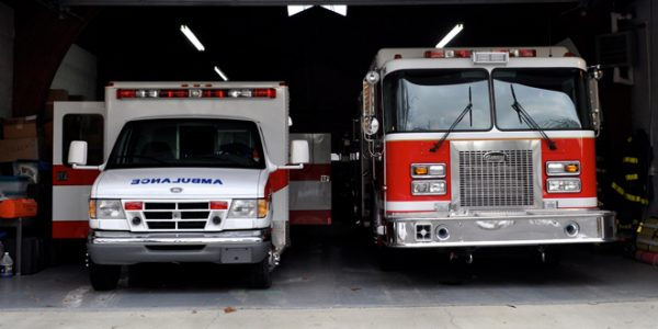 """Move-Over"" for Emergency Vehicles - It's the Law"