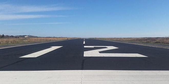 WARNING: Elizabeth Field Airport – 0B8