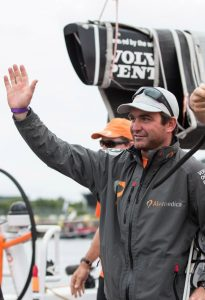 June 27, 2015. The final day of the 2014-15 edition of the Volvo Ocean Race. The  Inmarsat In-Port Race in Gothenburg. Photo by Ainhoa Sanchez