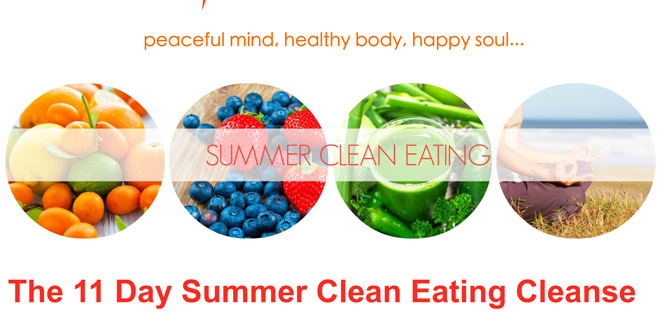 TiggyHealth: 11 Day Summer Cleanse