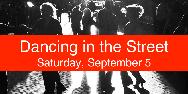FICC's Island Café: Dancing in the Street