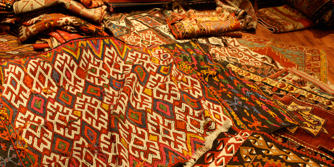 Pandion Gallery hosts Turkish Rugs Trunk Show
