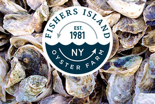 Fishers Island Oyster Farm: Local Pick up
