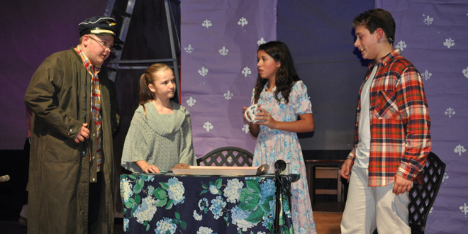 Much 'Drama' at Fishers Island School this Fall