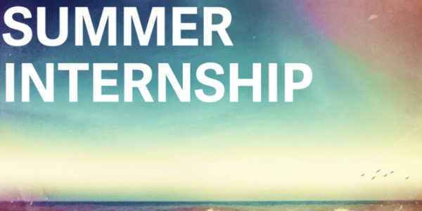 Summer Intern Position for FICC and FFIT