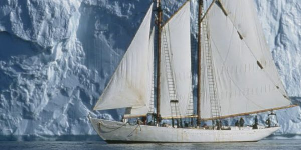 Special Talk: Tales of the Schooner Bowdoin at Essex Library
