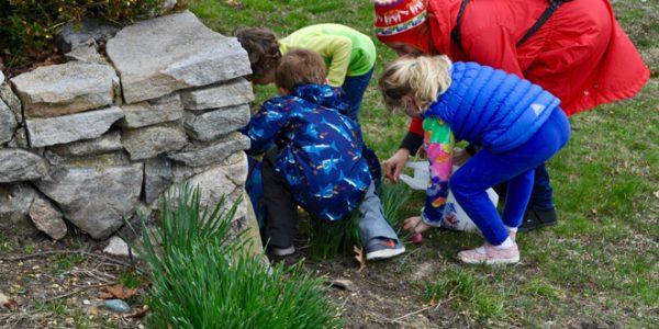 IPP's Annual Easter Egg Hunt