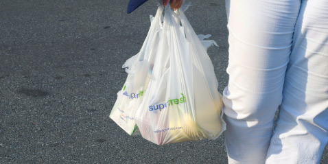 Suffolk County may ban single-use plastic bags