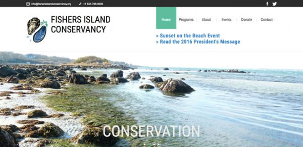 FI Conservancy Introduces New Website