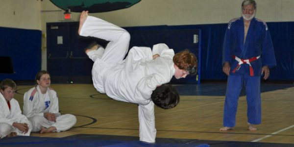 Fishers Island Judo Promotions 2016