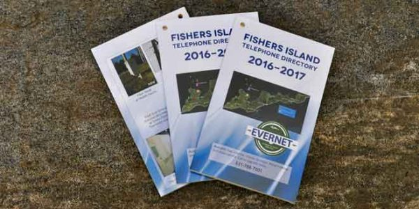 2016-2017 Fishers Island Phonebooks