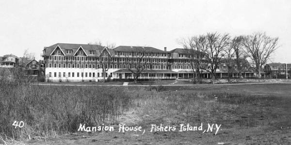 Museum Talk: Rise and Fall of Hotels on Fishers Island
