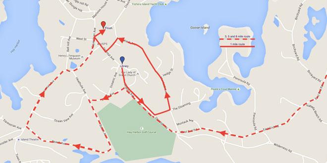 Sea Stretcher Marathon 2021