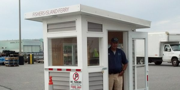 Fishers Island Ferry's New Addition
