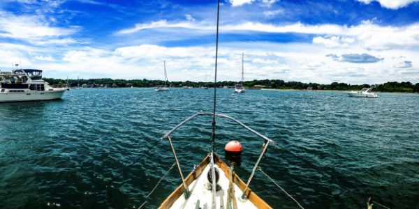 A Sailing Story: The Truth about Fishers Island