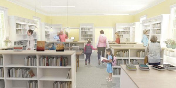 Fishers Island Library: Preserve, Transform and Strengthen