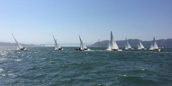 Fishers Island Yacht Club Sailors Sweep IOD Worlds
