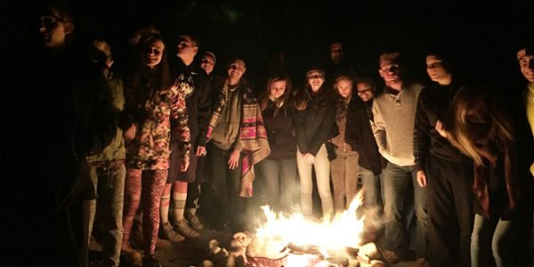 Fishers Island School and Lake Wales High School Student Exchange Experience