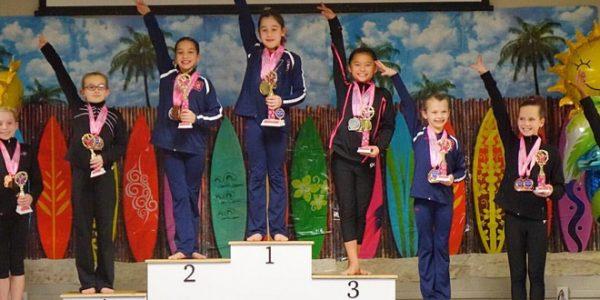Fishers Island's Gymnast