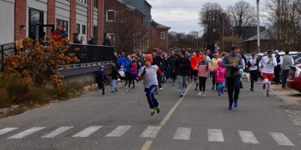 FI Community Center's 2016 Turkey Trot
