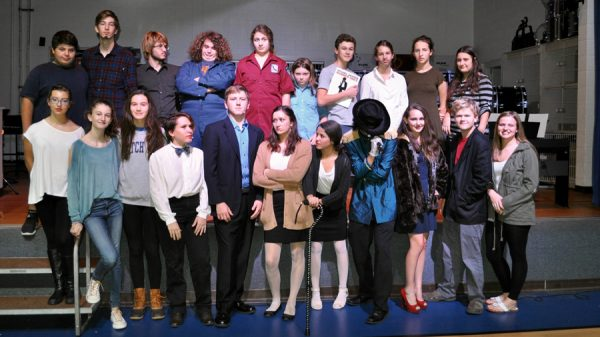 Fishers Island School Drama offers up One-Acts this Fall