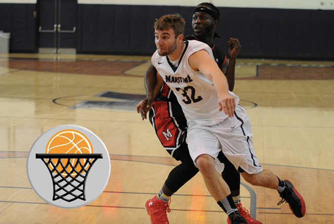 Hoch named to MBWA Honorable Mention. Photo credit: Damion Reid