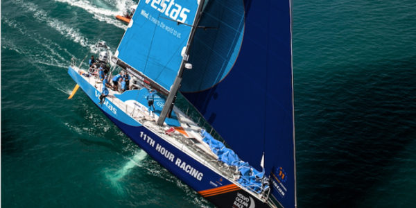 Enright enters 2017-2018 Volvo Ocean Race with Vestas 11th Hour Racing