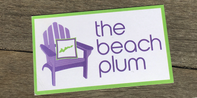Store Hours & Sale at The Beach Plum