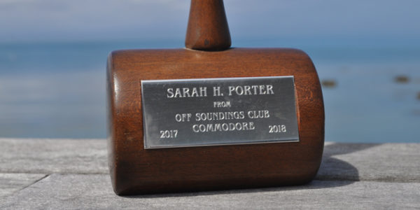 Fishers Island's Sarah Porter elected Off Soundings Commodore