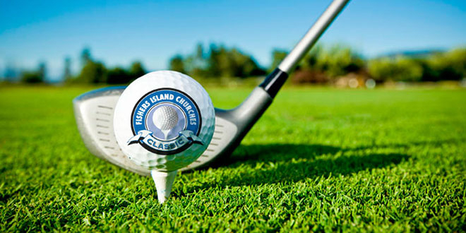 Heads Up: 23rd Annual Fishers Island Churches Golf Classic