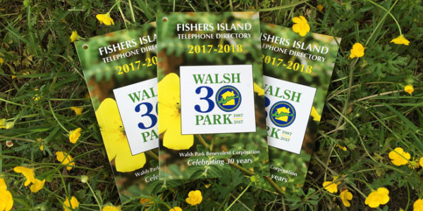 2017-2018 Fishers Island Phonebooks