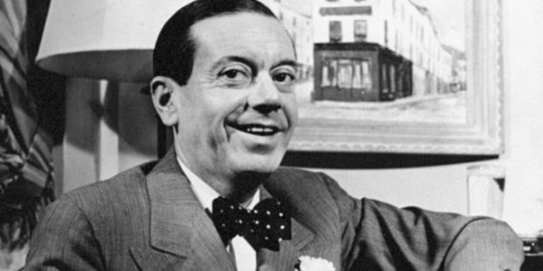 "A Benefit for IHP: ""King Cole - The Music and Lyrics of Cole Porter"""