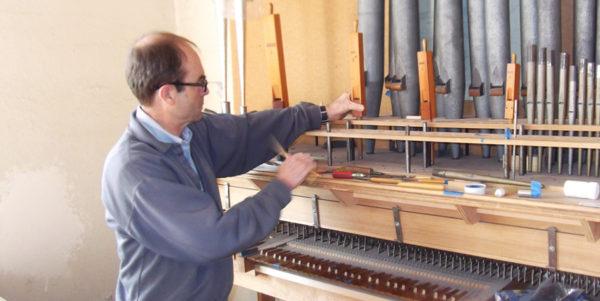 A New Organ for St. John's Church