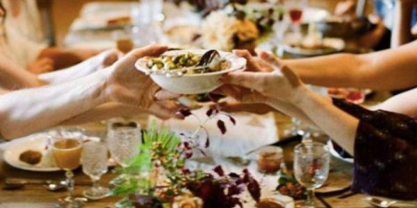 Community Family Style Dinner