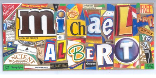 Michael Albert: Pop Art Experience at the Community Center