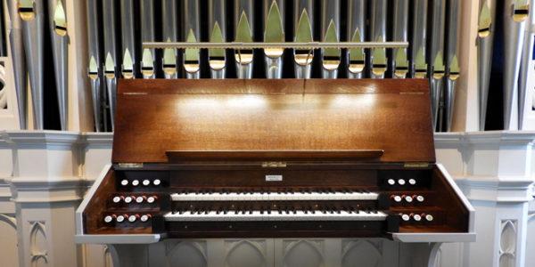 St. John's Church Organ Dedication