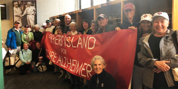 Fishers team spotlights Cure Alzheimer's at Fenway