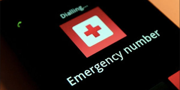 EMERGENCY CALLING: Write this down