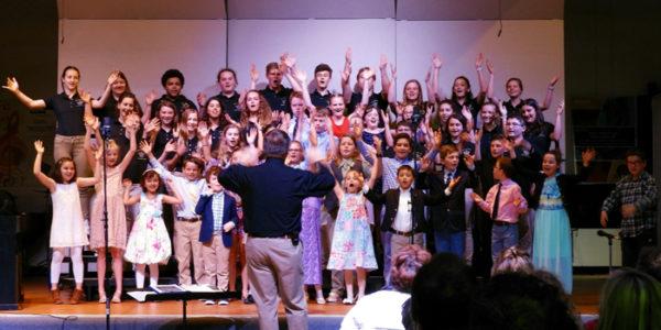 FI School Spring Concert & Art Show 2018