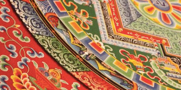Sacred Arts Tour and Tibetan monks