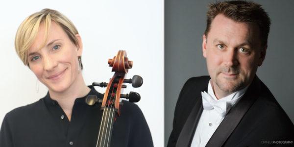St. John's Organ and Cello Concert